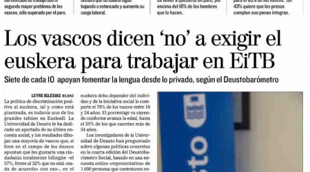El Mundo País Vasco